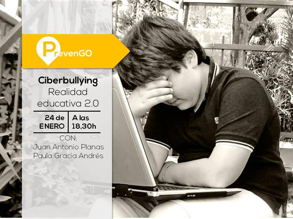 Ciberbullying: Realidad educativa 2.0