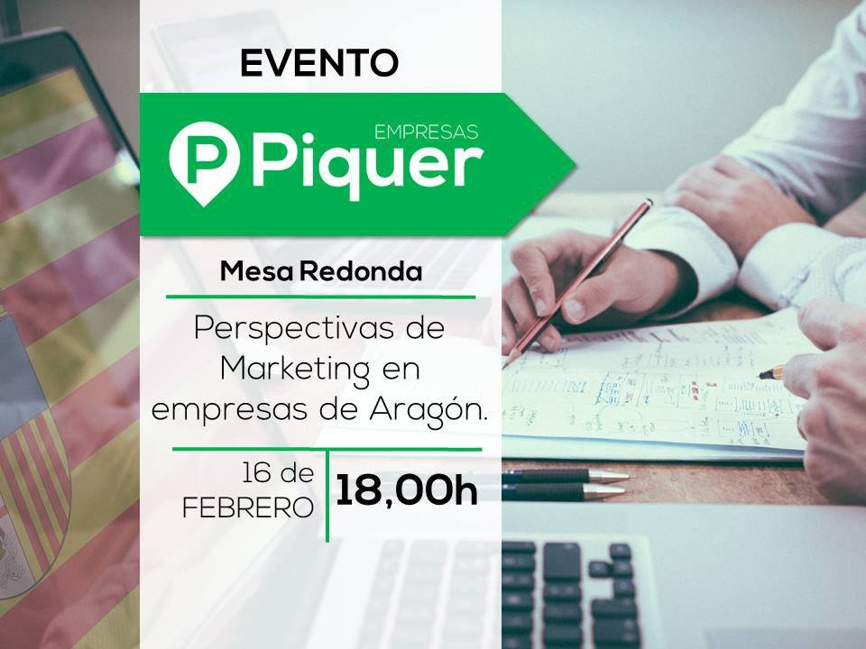 Perspectivas de Marketing en empresas de Aragón