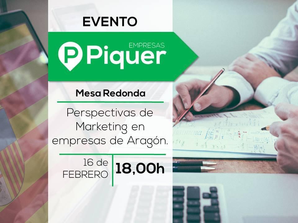 Perspectivas de Marketing en empresas de Aragón