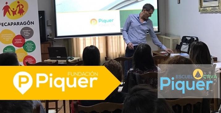 Taller de Técnicas de Estudio en el Colegio Calasanz de Zaragoza