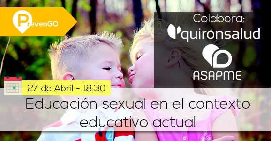 """Educación sexual en el contexto educativo actual"""