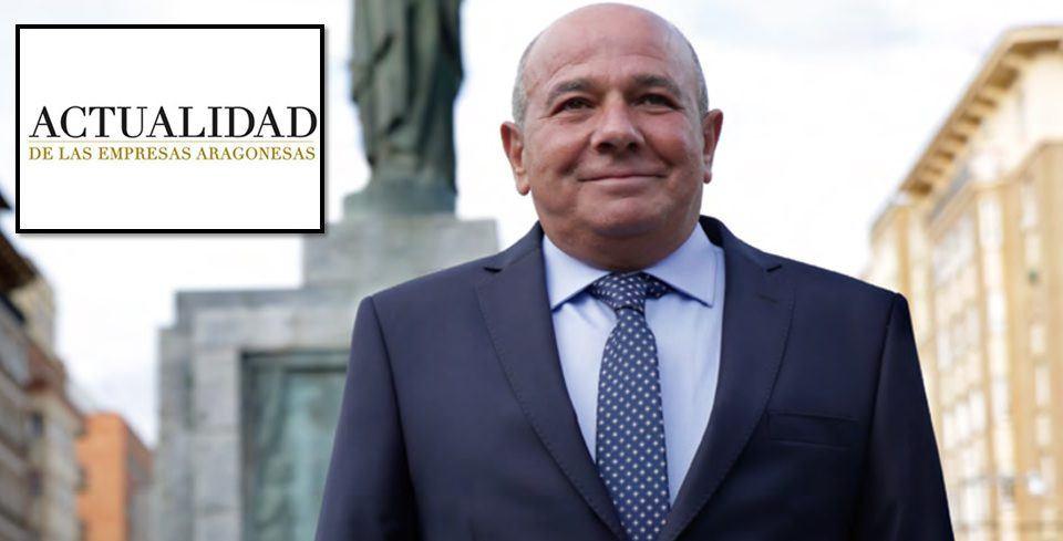 Actualidad de las Empresas Aragonesas: Miguel Ángel Heredia