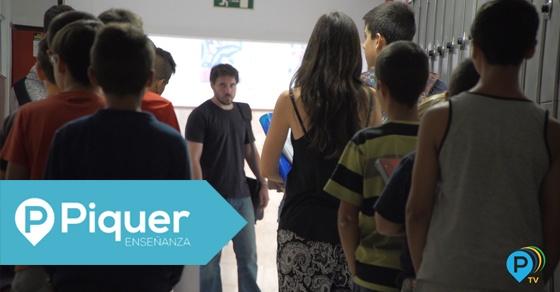Los monitores del Colegio de Verano Piquer