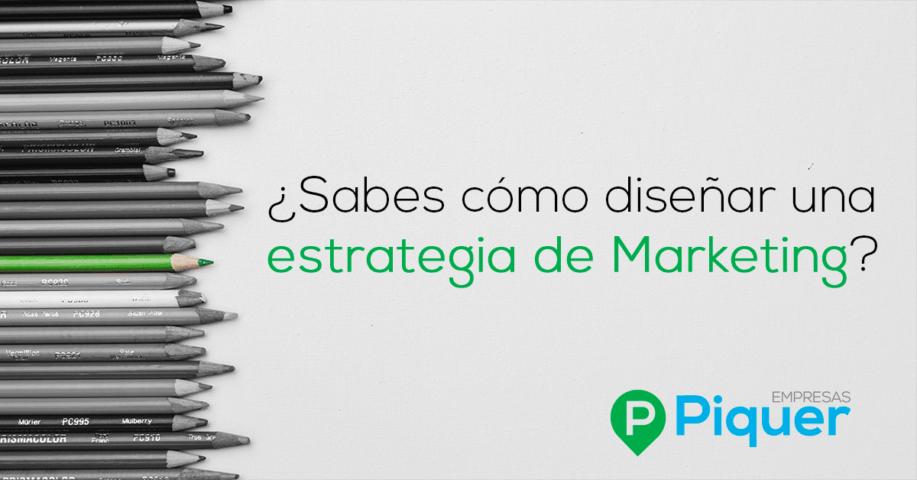 ¿Sabes cómo planificar y diseñar una estrategia de Marketing de contenidos?