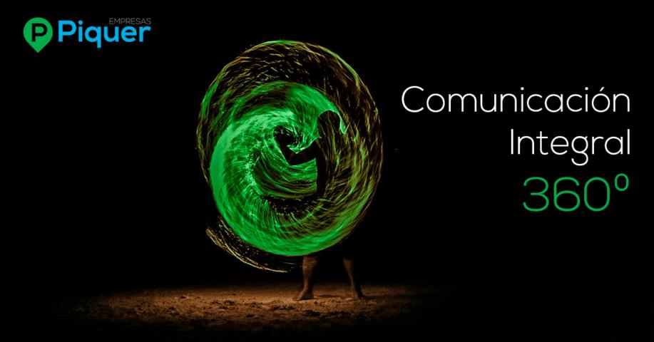 Comunicación integral 360º