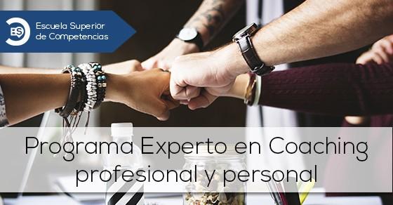 Programa experto en coaching profesional y personal