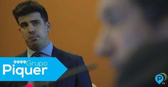 Sergio Pérez, director de Comunicación de Grupo Piquer