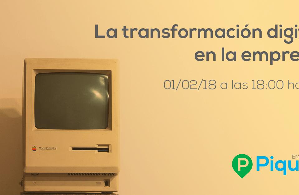 La transformación digital en la empresa aragonesa: el reto del cambio para optimizar procesos y costes