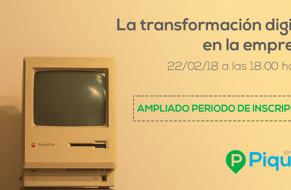 La transformación digital en la empresa