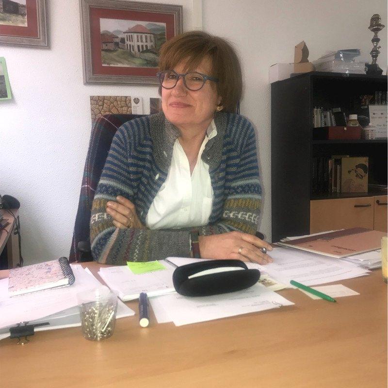 Pilar Bernadó Marrero, coordinadora Fundación Cepaim Zaragoza.