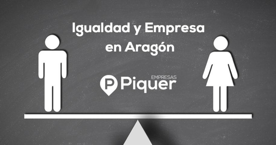 Igualdad y empresa en Aragón