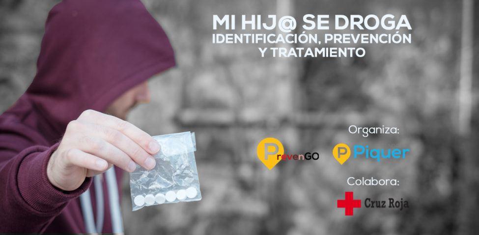 """""""Mi hij@ se droga. Identificación, prevención y tratamiento"""""""