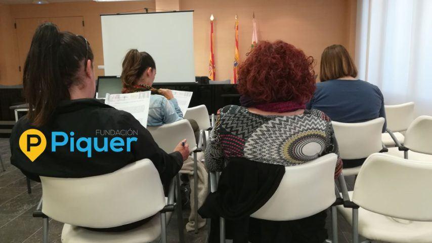 Talleres de Técnicas de Estudio en Ayuntamiento de Pastriz, impartido por Fundación Piquer.