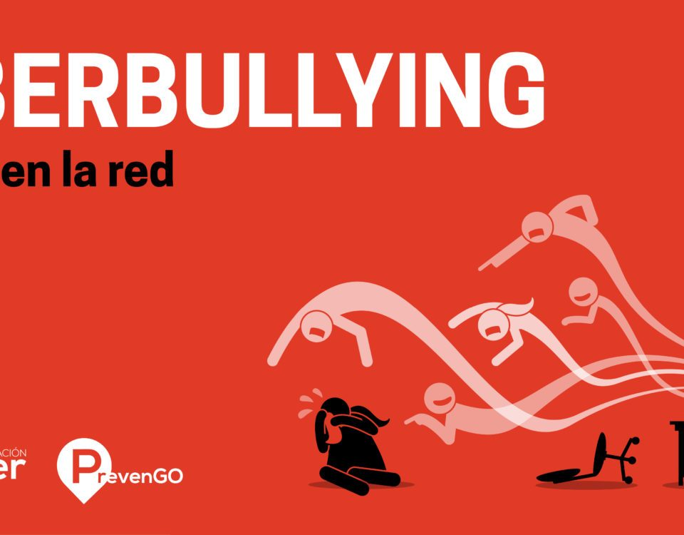 "Aula PrevenGO: ""Ciberbullying: acoso en la red"""