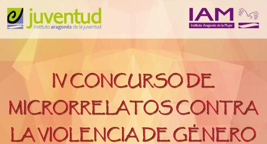 IV Concurso de microrrelatos contra la violencia de género.