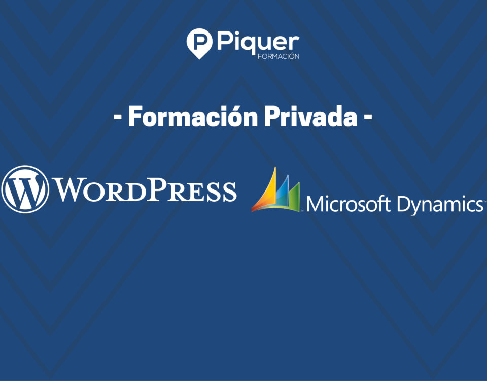 Formación Privada: WordPress y Microsoft Dynamics NAV