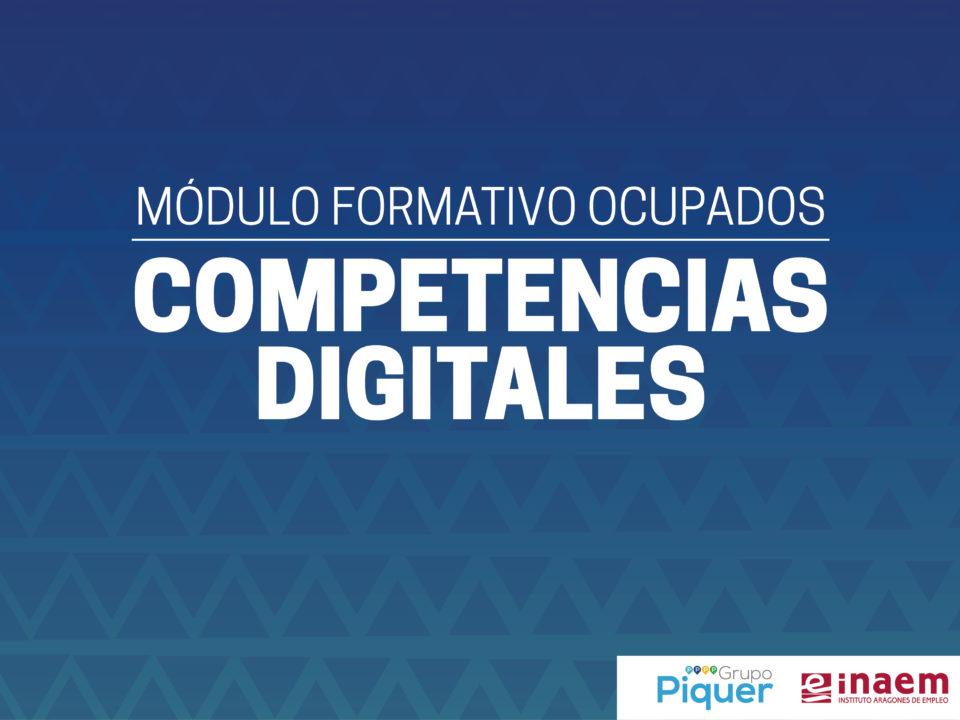 Cursos gratuitos - Competencias digitales para ocupados