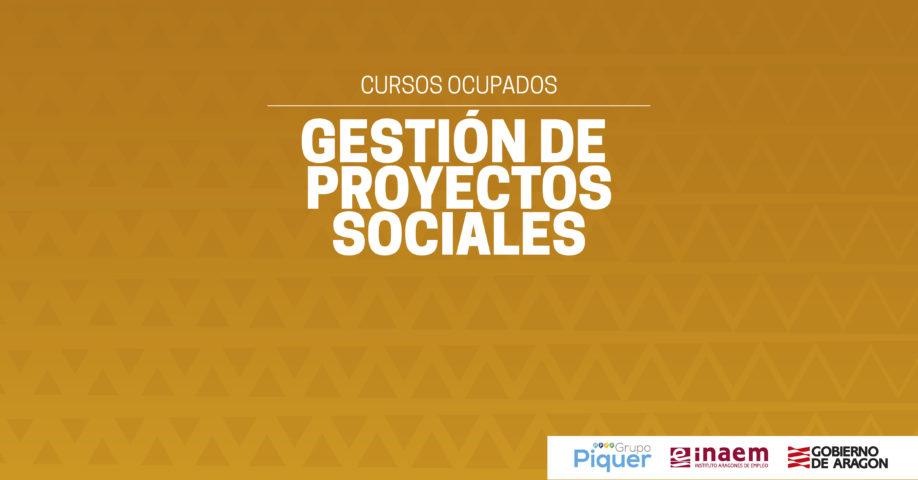 Gestión de proyectos sociales