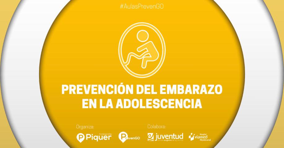 Prevención del embarazo en la adolescencia.